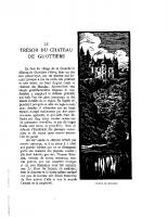 Le trésor du Chateau de Guottière